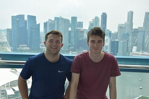Singapore, 2018