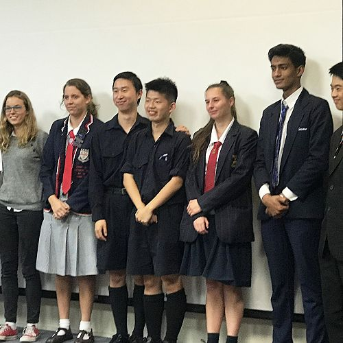 National Finals of the New Zealand Young Physicists Tournament