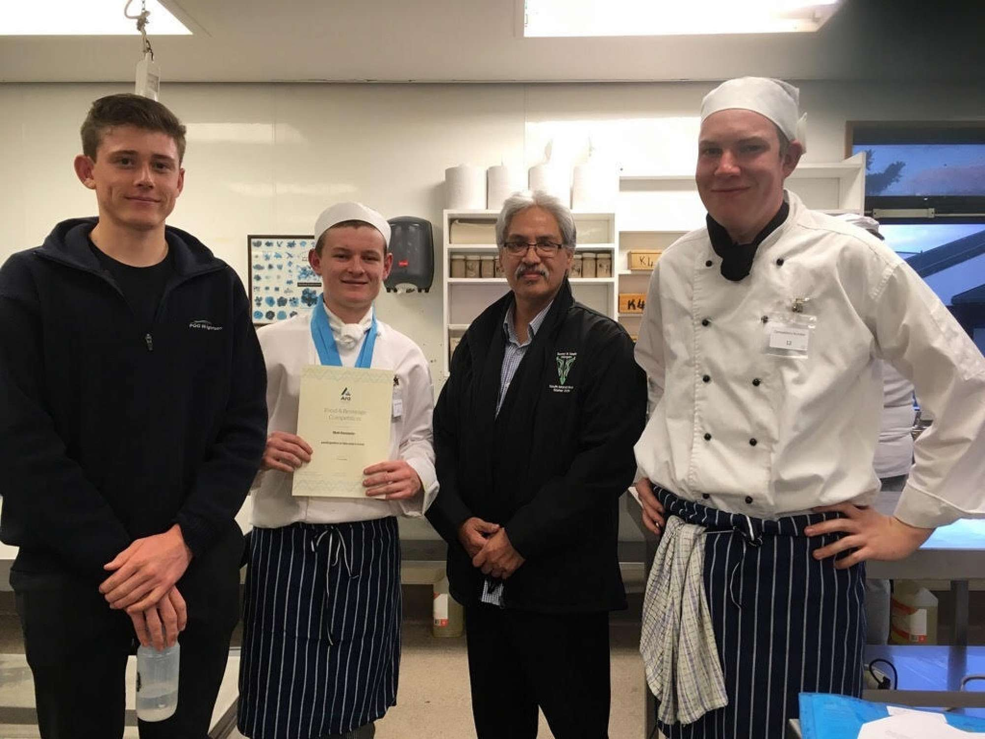National Secondary Schools' Culinary Competition