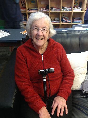 Margaret from Summerset Retirement Village
