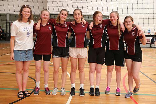 Volleyball - Year 11 Girls