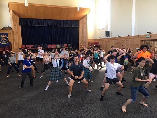 Royal New Zealand Ballet - Workshop Performance wi