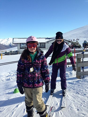 7Ml & 8We Ski Day