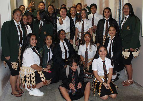 Pasifika Group - Formal Dress