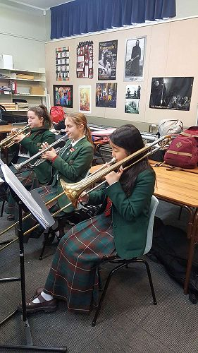 Our music department welcomes all international students who would like to join a music group or learn an instrument.