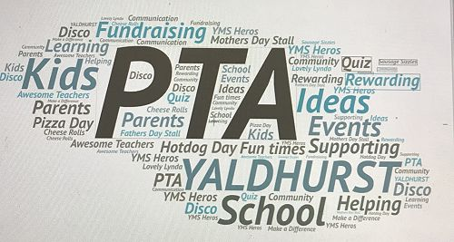 Next PTA Meeting - Tuesday, 20th August - Yaldhurst Model
