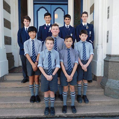 OBHS 2016 Otago Futsal Representatives