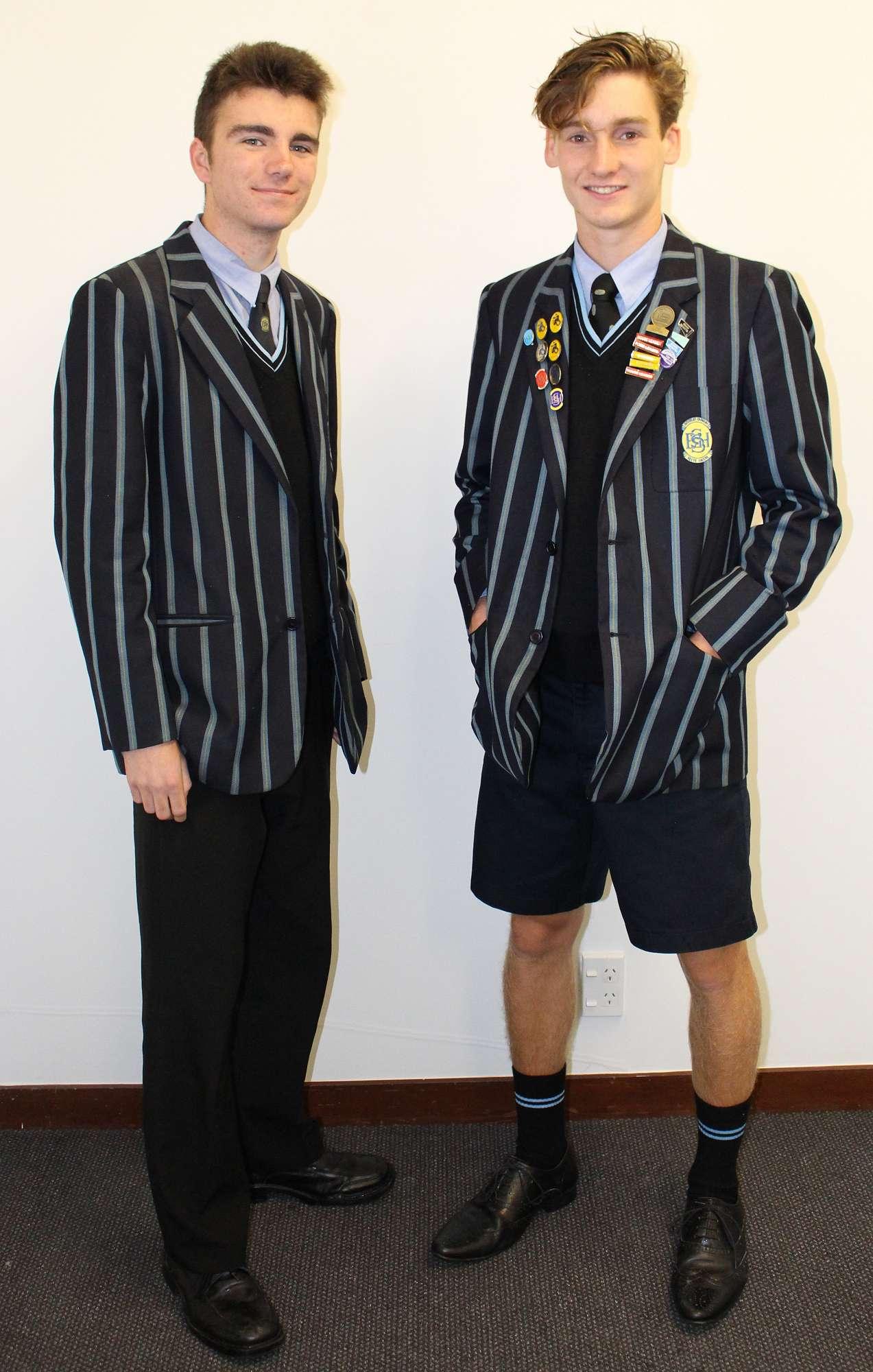 Shirley Boys High School Uniform Policy