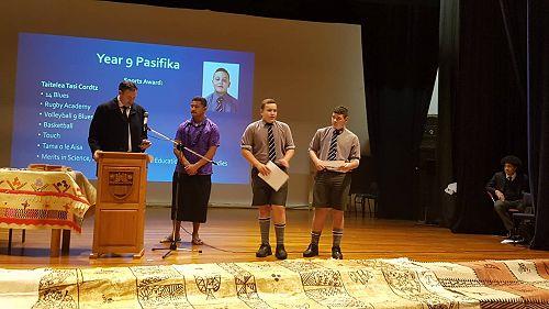 OBHS Maori and Pasifika Celebration