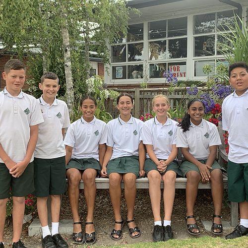 Student Leaders 2020
