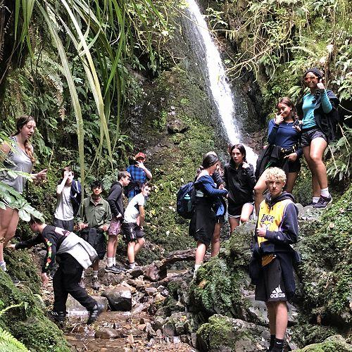 Outdoor Education Bush Survival Camp
