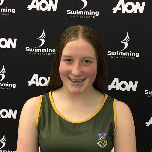 SISS Swimming Championships - Deegan Croucher