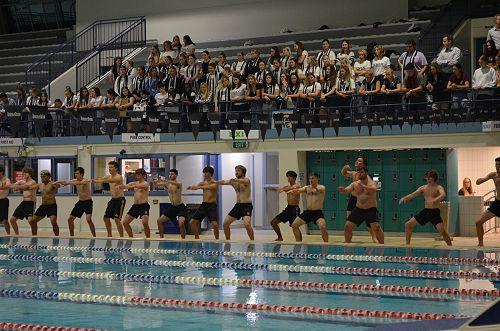 Swimming Sports Haka