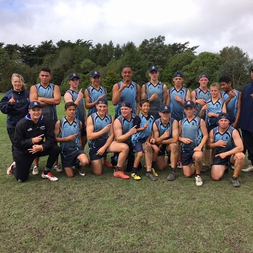 King's Touch Team; 1st in the South Island.