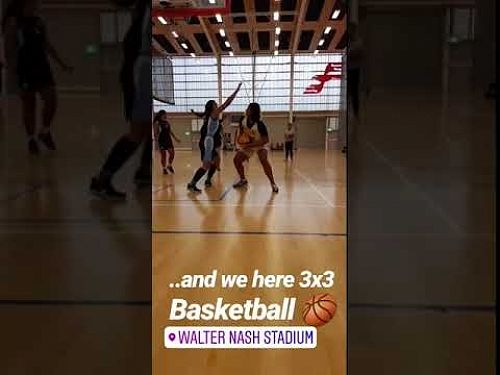 Video: 3x3 Snr  Basketball Girls