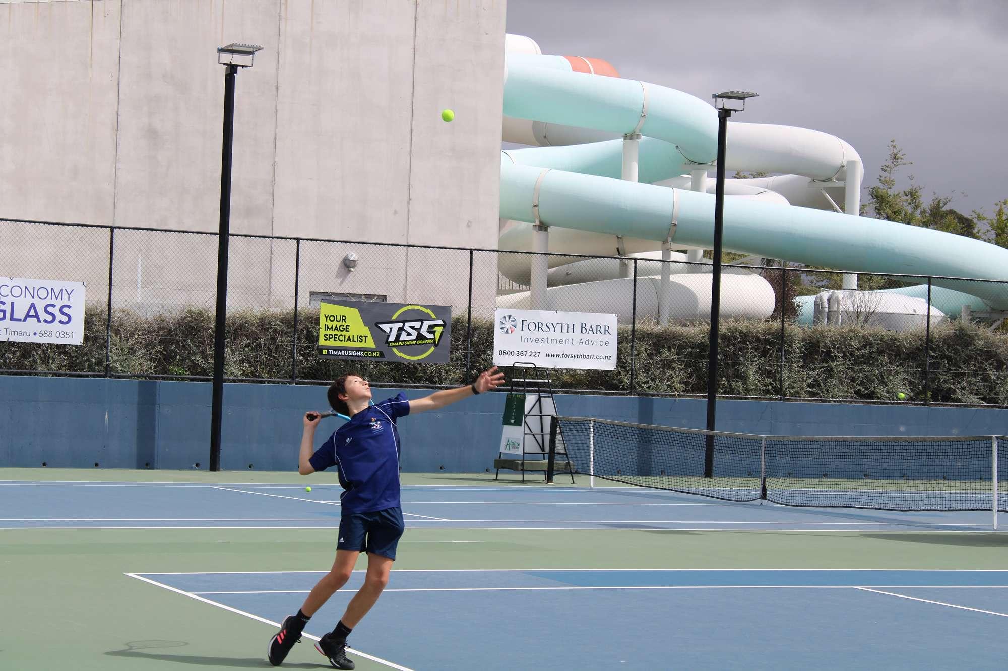 SISS Tennis Championships