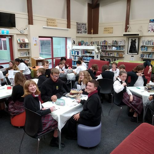 Book Tasting and Book Dating