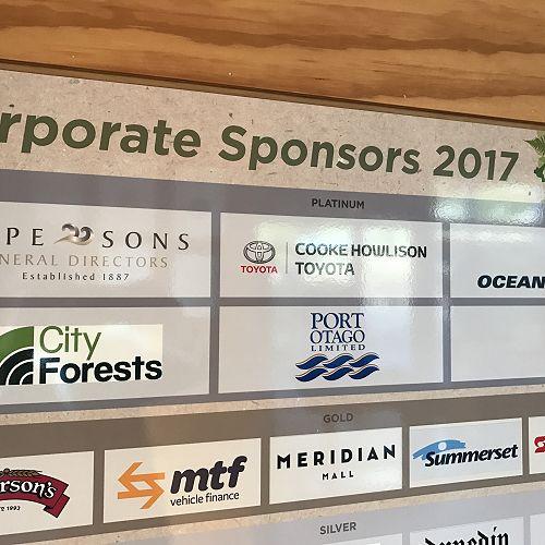Corporate Sponsors 2017