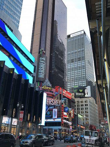 New York/Washington Trip