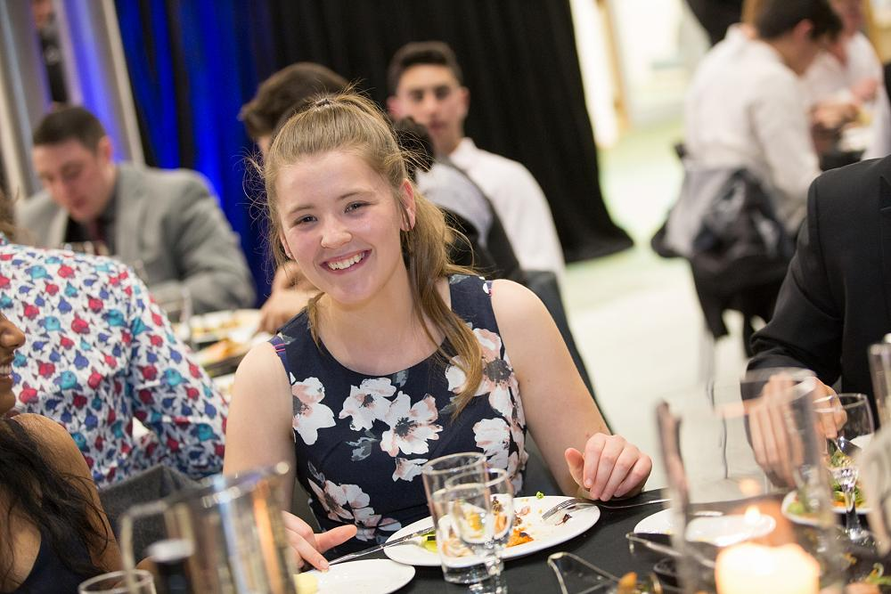 College Colours Awards Dinner, 27/9/19
