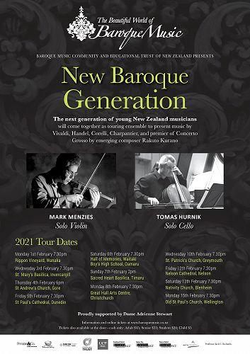 Baroque Convert Flyer