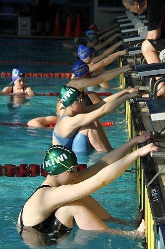 Natasha Pannet ~ Swimming