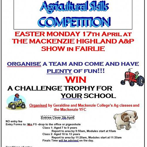 Country Kidz Agricultural Skills Competition