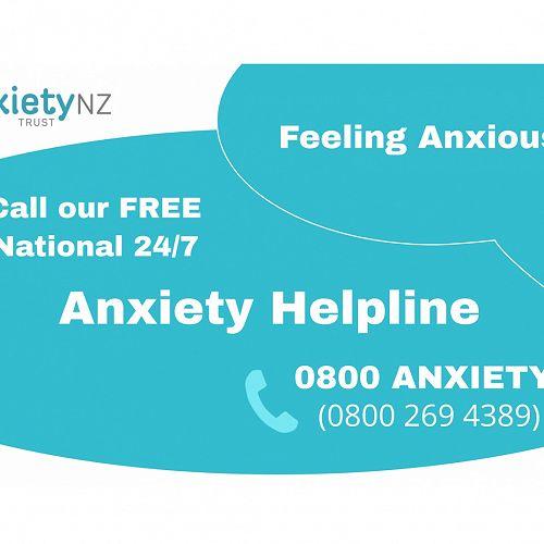 Anxiety Helpline