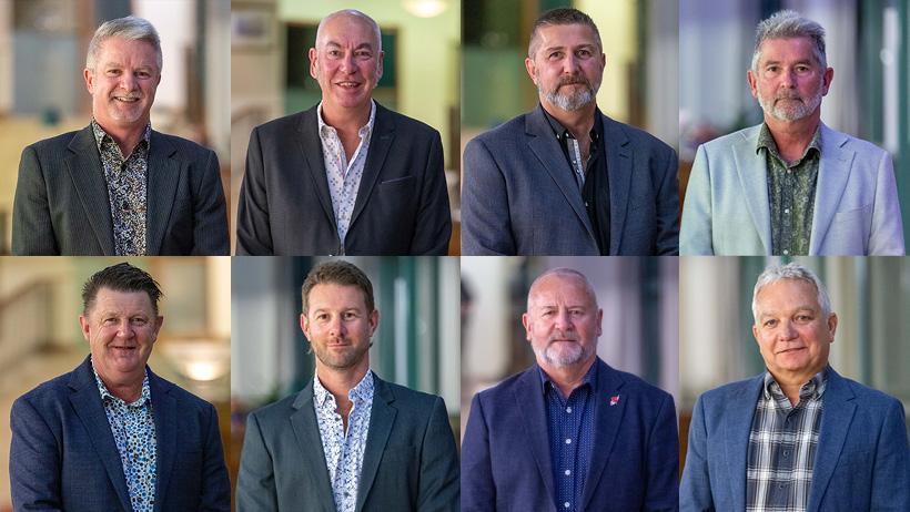 The New Aotea Group Leadership Team For 2021