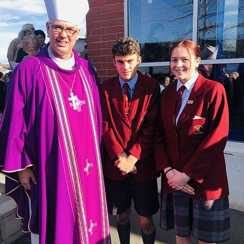 Bishop Basil's funeral