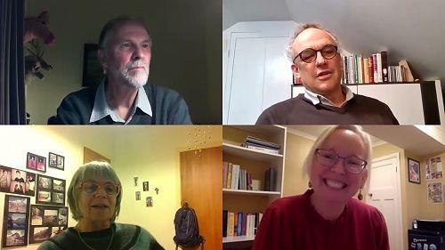 Video: Pentecost Gospel Conversation