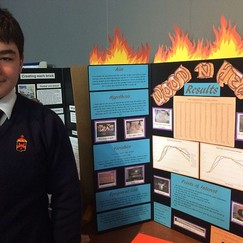 Science Fair - Robert Millar