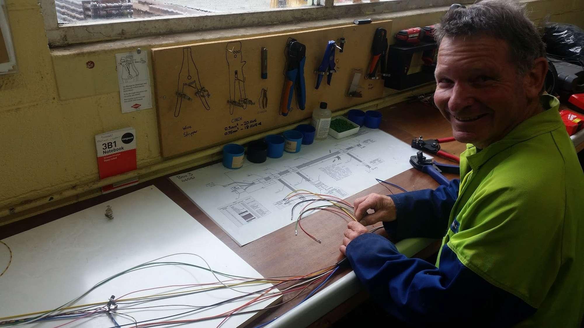 Marintec Wiring Harness Looms Homepage Loom V 10