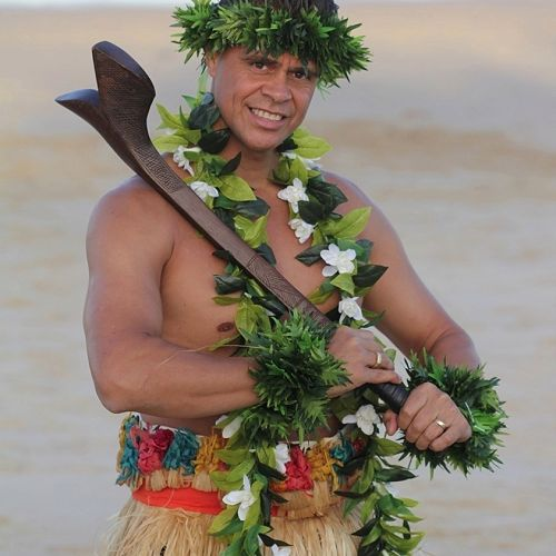 Bernard has enthralled tens of thousands of students across Australia and New Zealand with his acclaimed show Mana – the Spirit of Polynesia.
