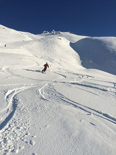 Year 12 PE - Ski & Snowboard Camp, Treble Cone