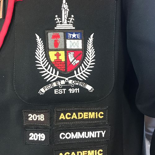 Pocket with Badges
