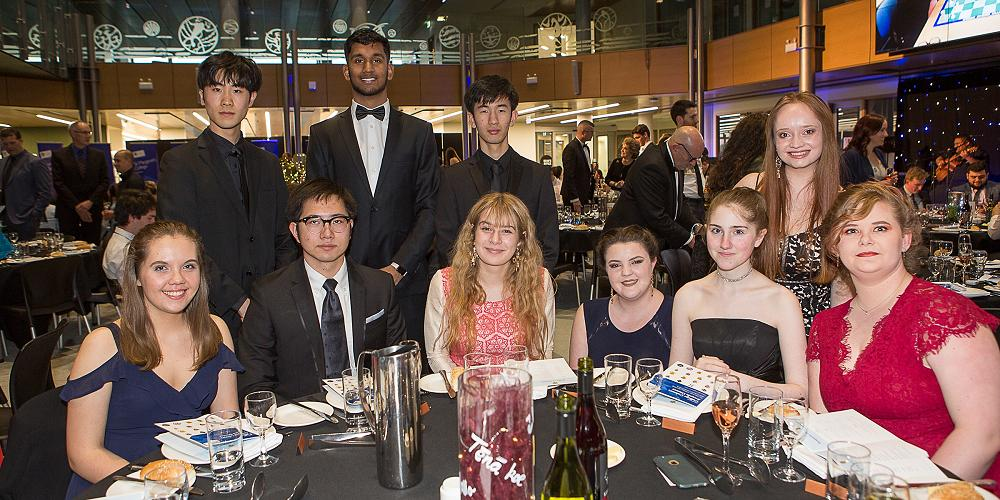 Inter-College Awards Dinner, 28 September 2018