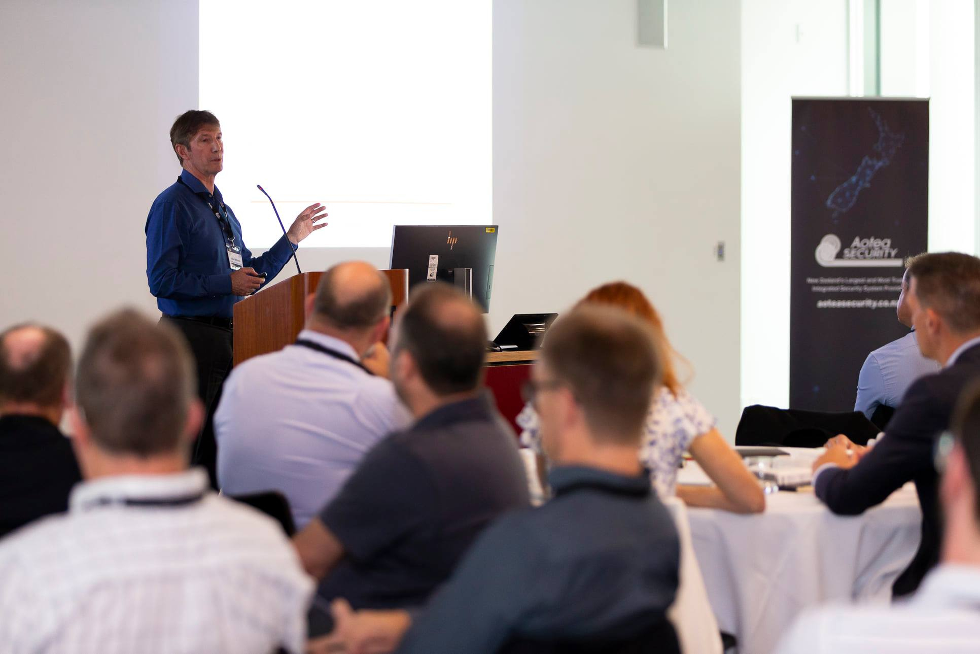 Aotea Security Holds Their First Inaugural Risk Management Seminar In Auckland