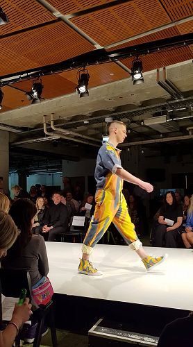 Otago Polytechnic COLLECTIONS 2018 – Graduate Fashion Show