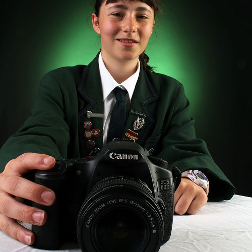 Introducing Year 10 student Olivia Charles as our official school photographer for 2018.