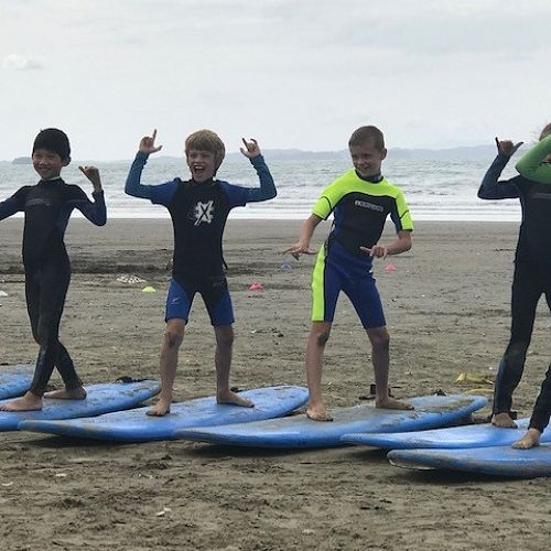 Primary Surfing - Year 4 and 5