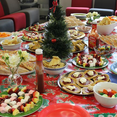 Librarians' Christmas Party 2015