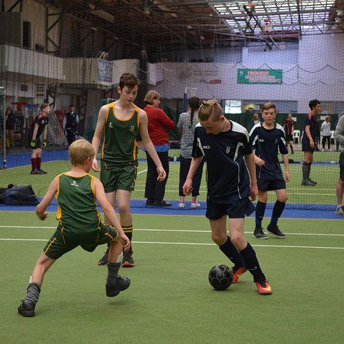 Secondary Schools Futsal Competition
