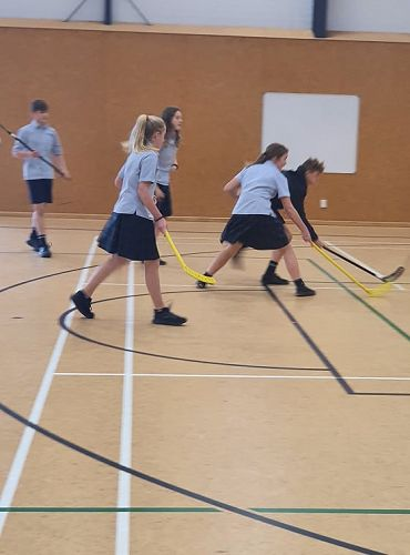 Staff vs Students InterHouse Indoor Hockey 31/07/20