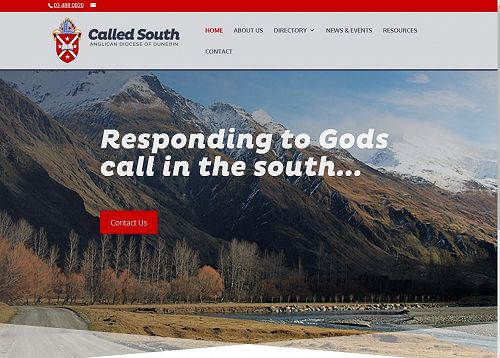 New Called South Website