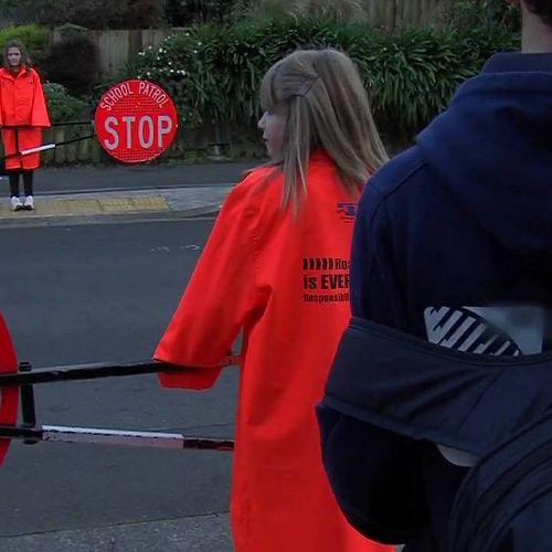 Video: Using a kea crossing