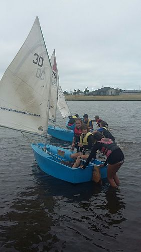 Y8 Sailing Day - Pegasus
