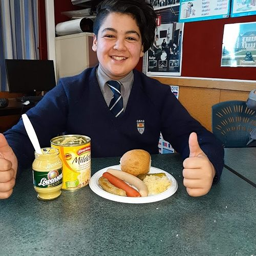 Junior Languages Food and Culture Days