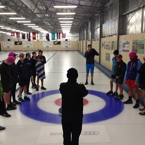 Curling Yr 11 PE Camp 2016