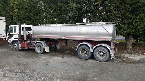 Our new tanker